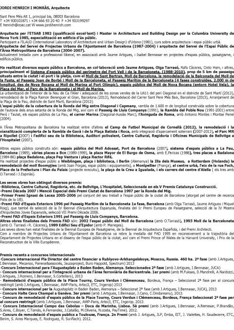 JORDI HENRICH MONRÀS CV enero 2014_Page_1